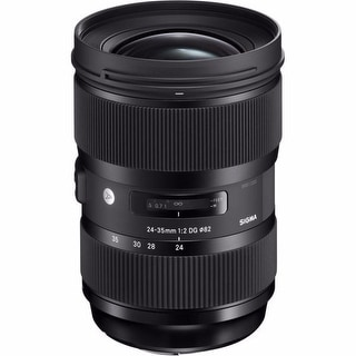 Sigma 24-35mm f/2 DG for Nikon