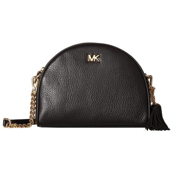 a664792d7c1dd5 Shop MICHAEL Michael Kors Medium Half Moon Crossbody - On Sale ...