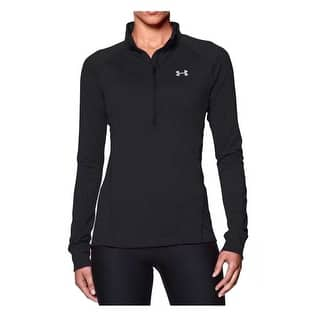 Under Armour Women's Tech 1/2 Zip Long Sleeve Shirt 1263101|https://ak1.ostkcdn.com/images/products/is/images/direct/9df8098281559d828a6fed7b6713a0ccb47c53dd/Under-Armour-Women%27s-Tech-1-2-Zip-Long-Sleeve-Shirt-1263101.jpg?impolicy=medium