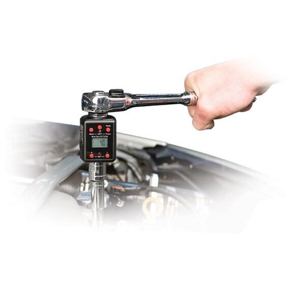 Powerbuilt 3/8-Inch Drive Digital Torque Adapter - 940963