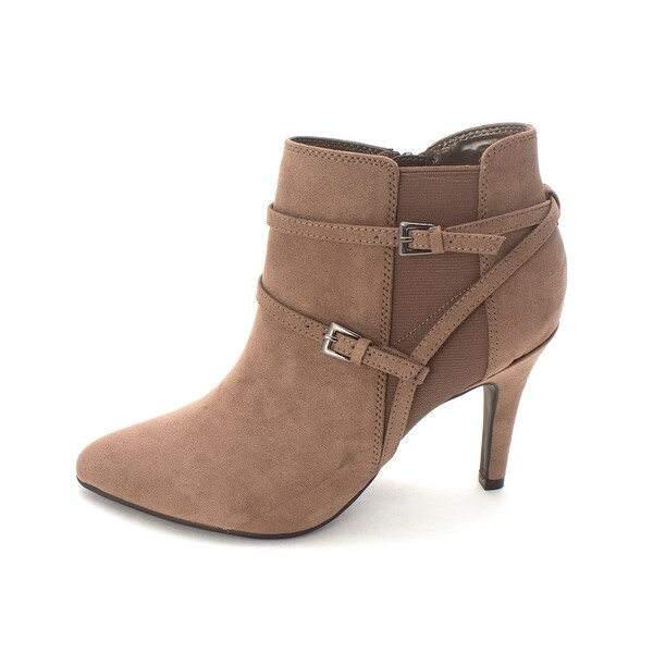 Style & Co. Womens Zoey Closed Toe Ankle Fashion Boots