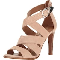 Coach Womens ilona Open Toe Special Occasion Strappy Sandals