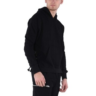 Corset Hoodie Black (More options available)