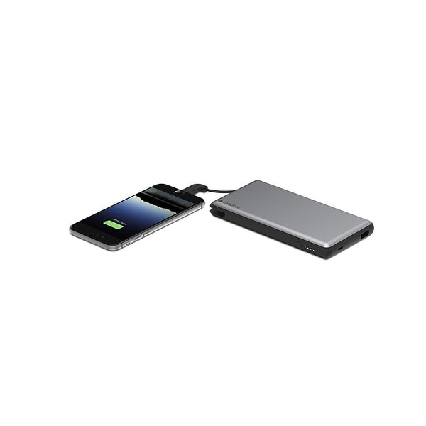 quality design 6363a 9c311 mophie Powerstation Plus XL 12000mAh Battery w/ Switch Tip Cable - Space  Gray