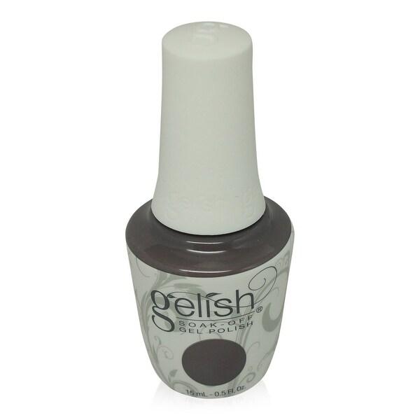 Gelish - Soak-Off Gel Polish Grey Creme-Let'S Hit The Bunny Slopes