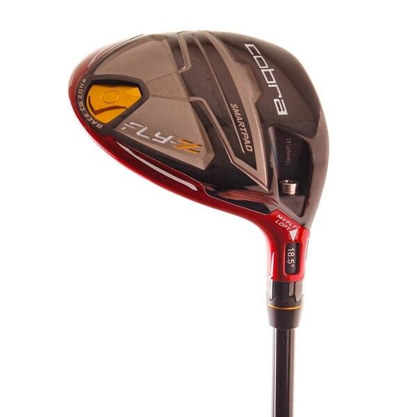 Shop New Cobra Fly Z Red 5 7 Wood Stiff Flex Graphite Rh
