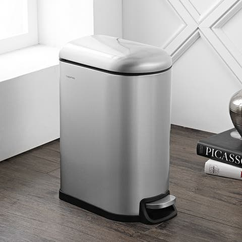 Roland Step-Open Trash Can