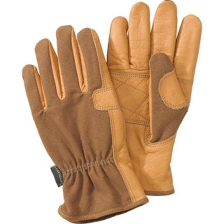 Legendary Whitetails Ladies Gravel Road Workwear Gloves - Barley
