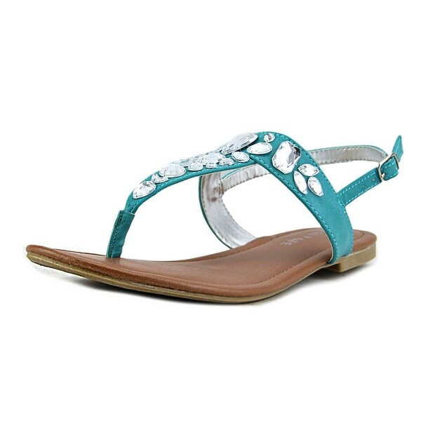 Rampage Jessee   Open Toe Synthetic  Thong Sandal