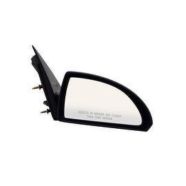 Pilot Automotive TYC 1390141 Black Passenger/ Driver Side Power Heated Replacement Mirror for Chevrolet Impala