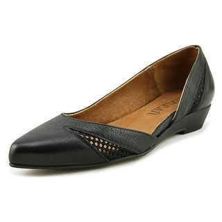 Sixtyseven 76810 Round Toe Leather Flats