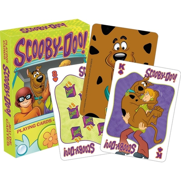 Scooby-Doo Playing Cards - Multi. Opens flyout.