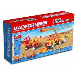 Magformers Power Construction Set - Multi