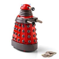 Doctor Who Talking Dalek Money Bank - Multi