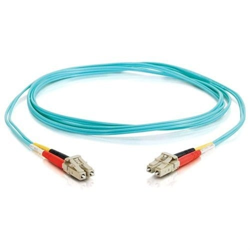 C2g / Cables To Go Fiber Cable - Lc - Male - Lc - Male - 3 M - Fiber Optic - Aqua