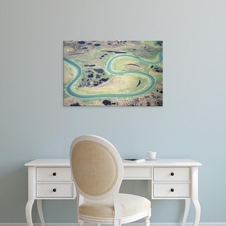 Easy Art Prints Gavriel Jecan's 'Tundra Landscape I' Premium Canvas Art