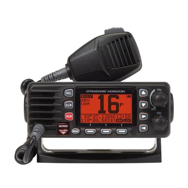 Standard Horizon GX1300B Eclipse Ultra Compact Fixed Mount VHF - Black