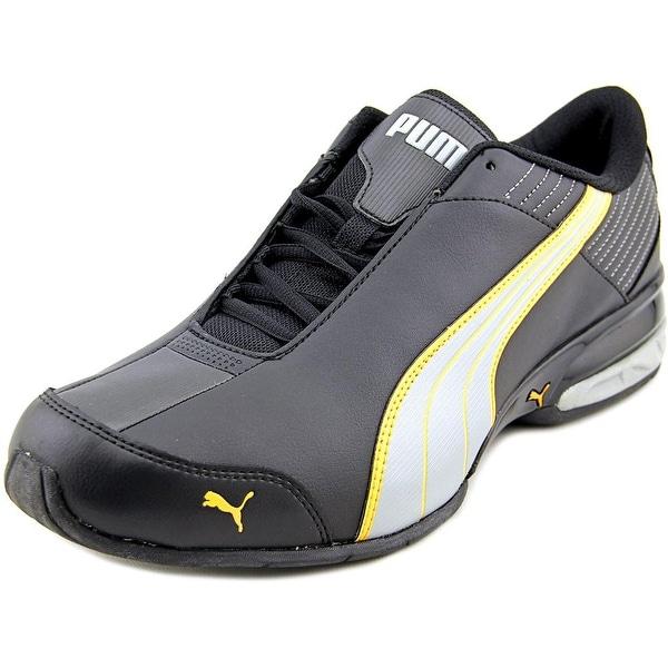Puma Super Elevate NM Men Round Toe Synthetic Black Basketball Shoe