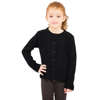 Pulla Bulla Little Girls' Cardigan Sweater