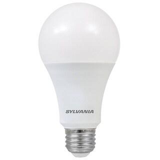 Sylvania 73189 A21 LED Light Bulb Lamp, 14 Watt, 1600 Lumen, Bright White