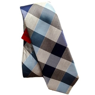 Alfani NEW Blue Gray Men's Slim Skinny Mercer Plaid Print Neck Tie|https://ak1.ostkcdn.com/images/products/is/images/direct/9e0aad38969de958d83b9c8f6b945f403ff7fdfa/Alfani-NEW-Blue-Gray-Men%27s-Slim-Skinny-Mercer-Plaid-Print-Neck-Tie.jpg?impolicy=medium