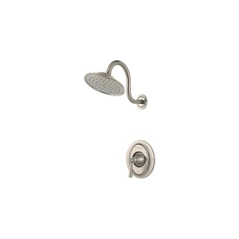 Pfister LG89-7GL Saxton Pressure Balanced Shower Trim with Single Function Showe