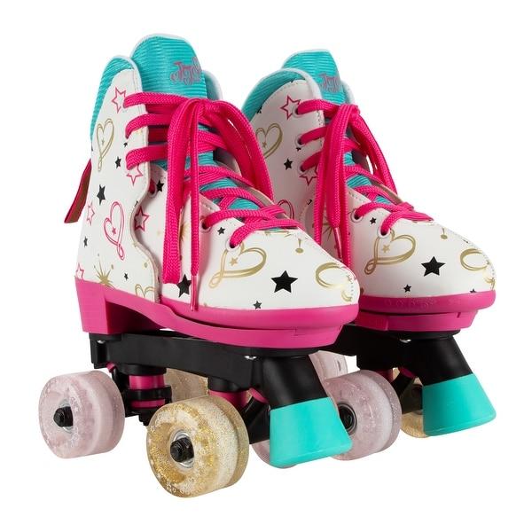 Circle Society JoJo Siwa Adjustable Roller Skates