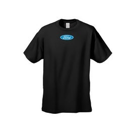 Men's T-Shirt FORD Go Further Built Tought Car Truck Suv Automobile Parts Tee