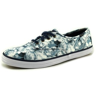 Keds CH TS Brocade Round Toe Canvas Sneakers