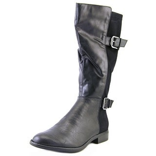 Life Stride Rockin Wide Calf Women W Round Toe Synthetic Knee High Boot