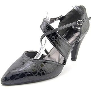 Bellini Melanie Pointed Toe Synthetic Heels