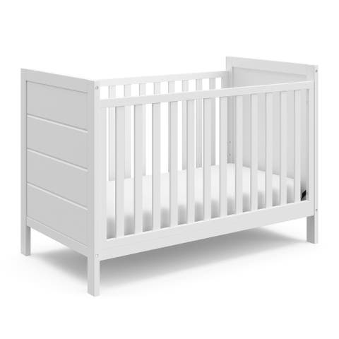 Storkcraft Nestling 3-in-1 Convertible Crib