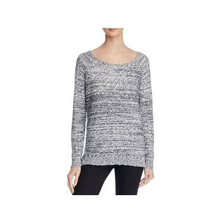 Soft Joie Womens Sweater Speckled Long Sleeves - s