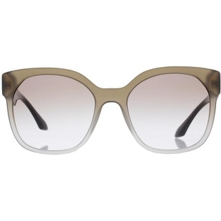 Prada Womens Oversized Fashion Square Sunglasses - o/s