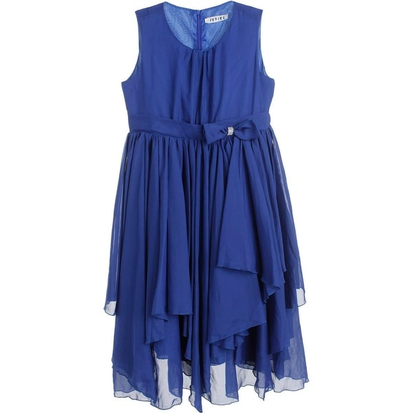 a8ed6303878d2 Shop iEFiEL Girls Semi-Formal Dress Chiffon - 14 - Free Shipping On ...