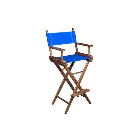 Teak Captain's Chair