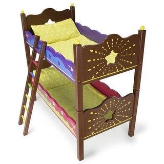 Brybelly TFUR-003 Star Bright Bunk Bed