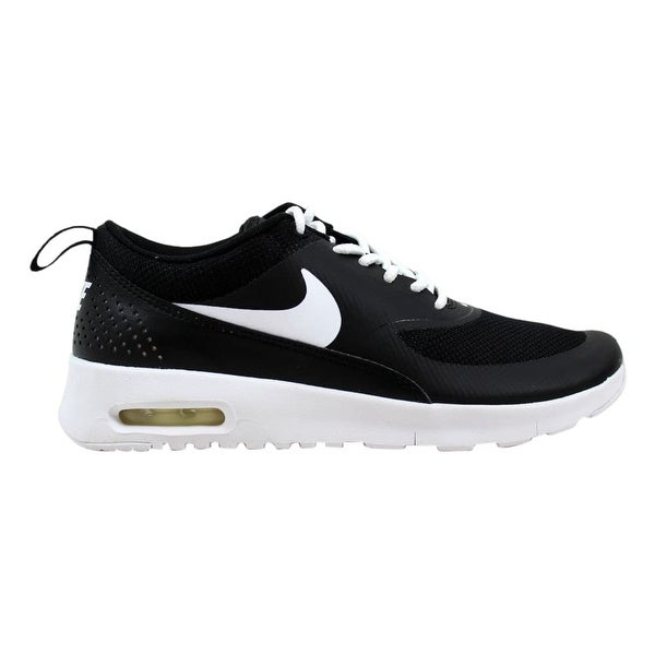 97720782b2 Shop Nike Air Max Thea Black/White Grade-School 814444-006 Size 3.5 ...
