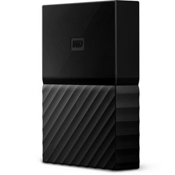 2TB, My PassPort USB 3.0 for Mac- Black