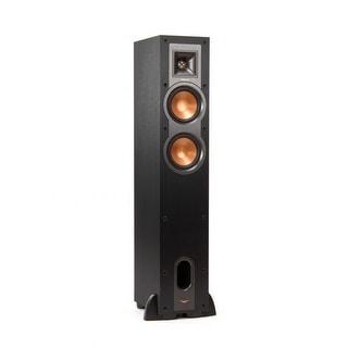 Klipsch R-24F Black Floorstanding Speakers