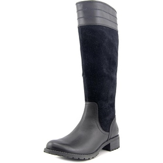 Timberland Bethel Tall Women  Round Toe Leather  Knee High Boot