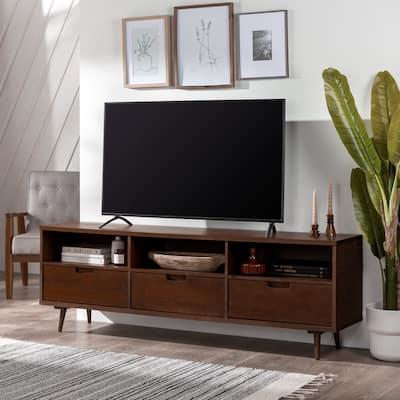 Carson Carrington Alby 70-inch Mid-century TV Console