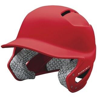 EvoShield Impact Travel Ball Batter's Helmet (Scarlet, Senior)