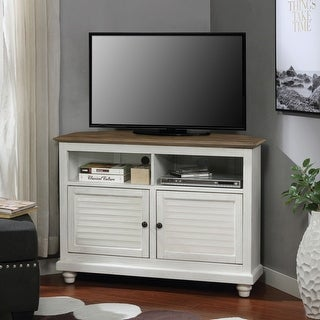 Link to The Gray Barn Patchwork Farms Transitional 44-inch TV Stand Similar Items in TV Stands & Entertainment Centers