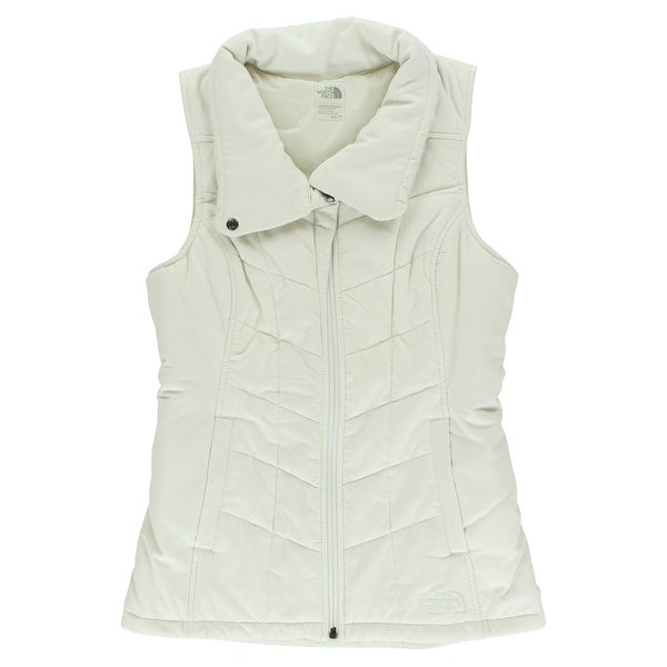 703dd63a9591 Shop The North Face Womens Pseudio Vest White - xs - Free Shipping Today -  Overstock - 22574078