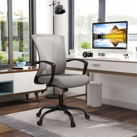 Furniture of America Finnegan Height Adjustable Office Chair