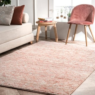 Link to Porch & Den Jo-Dell Moroccan Ombre Area Rug Similar Items in Rugs