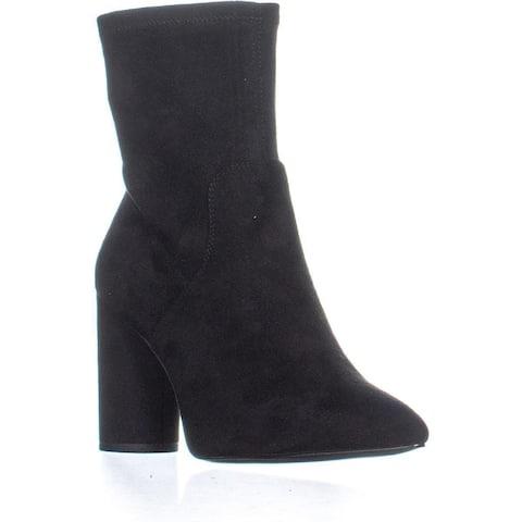 BCBGeneration Ally Mid Calf Boots, Black