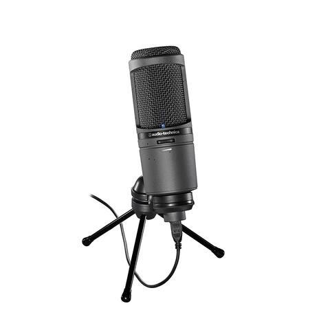 Audio-Technica Cardioid Condenser USB Microphone