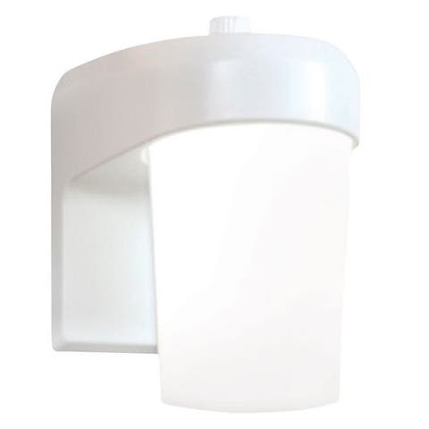 Halo FE0650LPCW ALL-PRO LED Jelly Jar Exterior Light, 9 Watts, 120 Volts